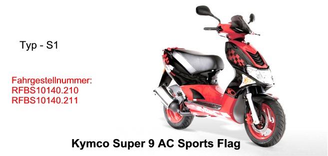 Super 9AC 50 Sports