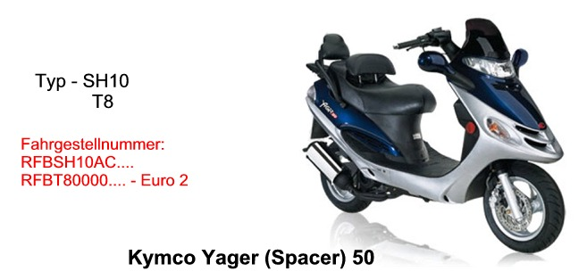 Yager 50 (Spacer)