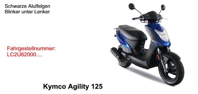Agility 125