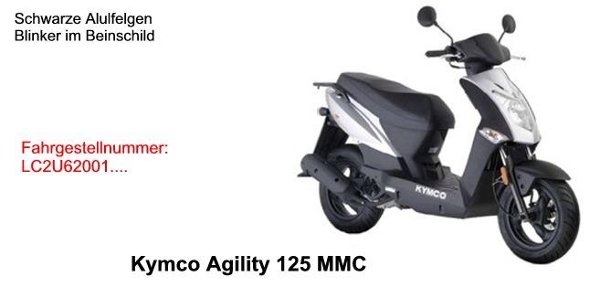Agility 125 MMC