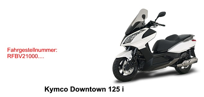 Downtown 125i