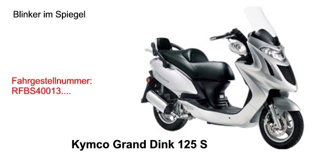 Grand Dink 125 S