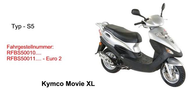 Movie XL 125