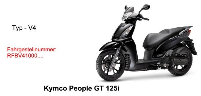People GT 125i