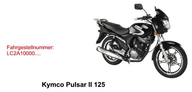 Pulsar II 125