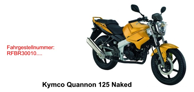 Quannon 125 Naked