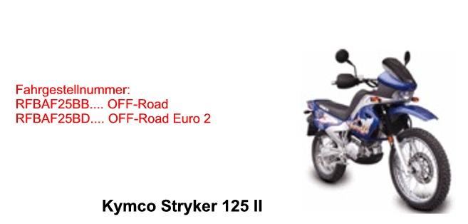 Stryker II 125