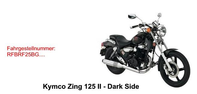 Zing II 125