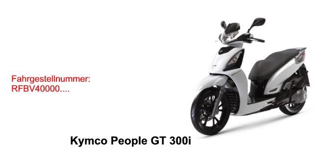 People GT 300i