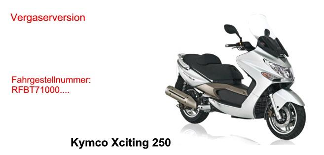 Xciting 250