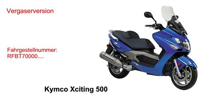 Xciting 500
