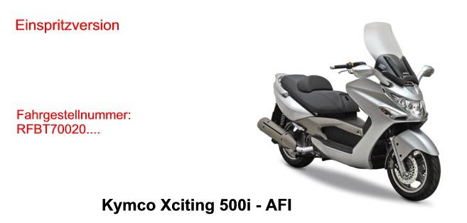 Xciting 500i ( AFI )