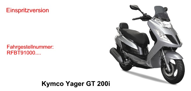 Yager GT 200i