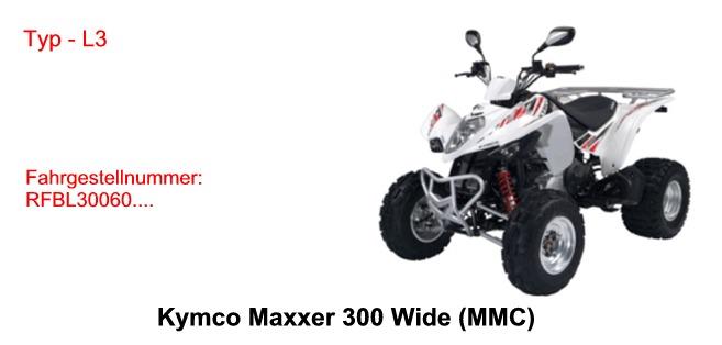 Maxxer 300 Wide
