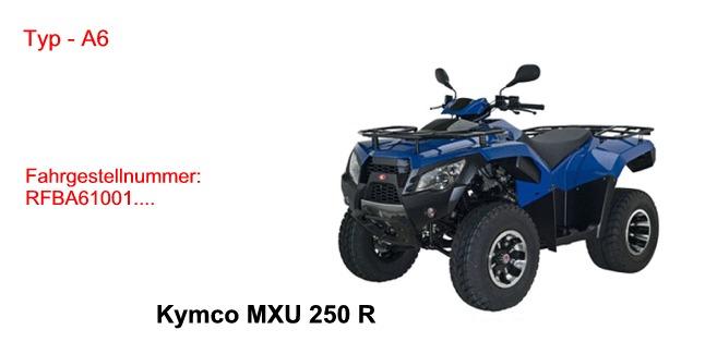 MXU 250 R