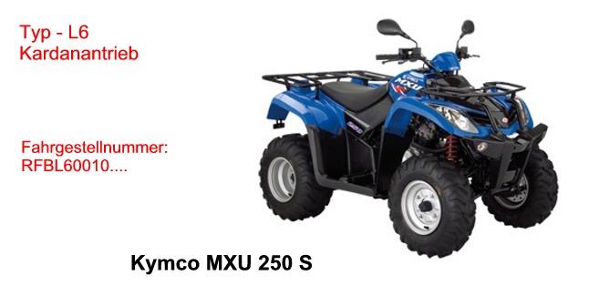 MXU 250 S