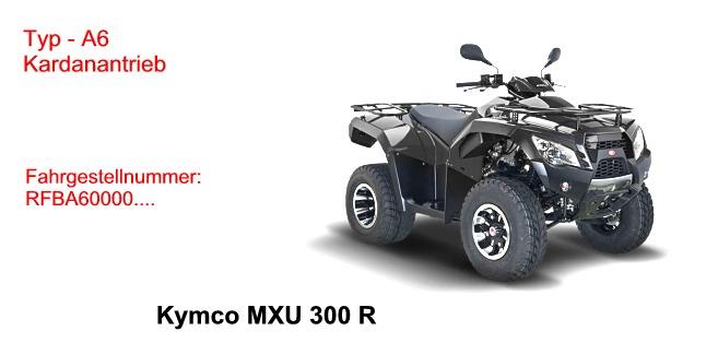 MXU 300 R