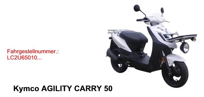 Agility Carry 50