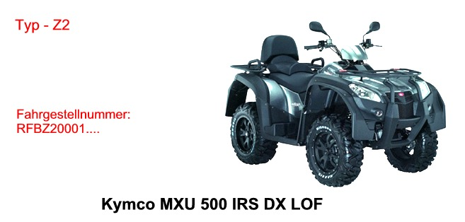 MXU 500 IRS DX LOF