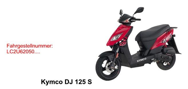 DJ 125 S