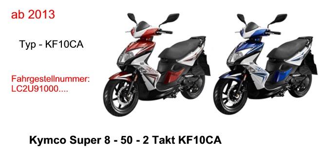 Super 8 50 2T KF10CA