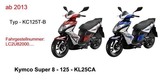 Super 8 125 KL25CA