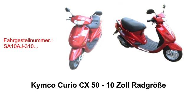 Curio CX 50 (KCP)