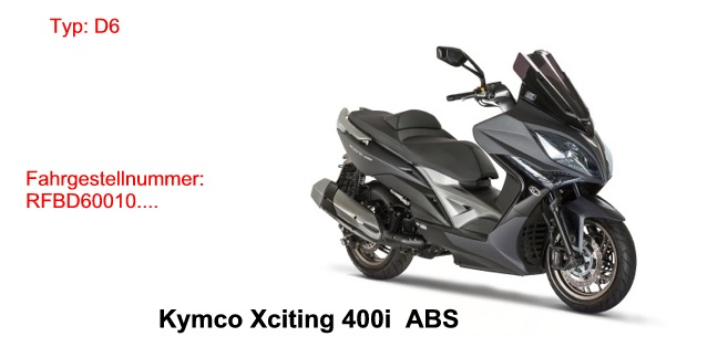 Xciting 400i ABS