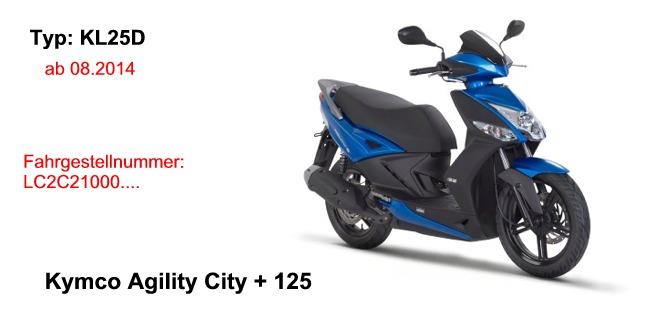 Agility City+125