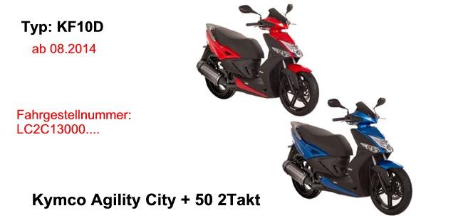 Agility City+50 2T