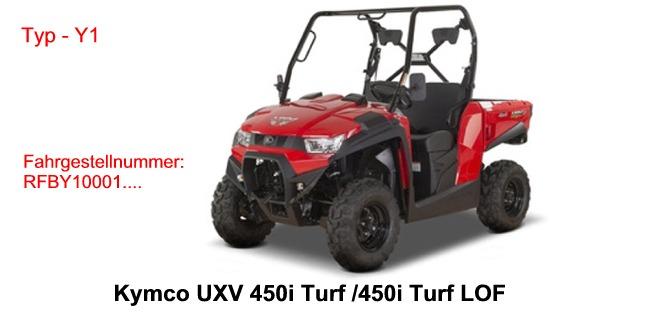 UXV 450i Turf/UXV 450i Turf LOF