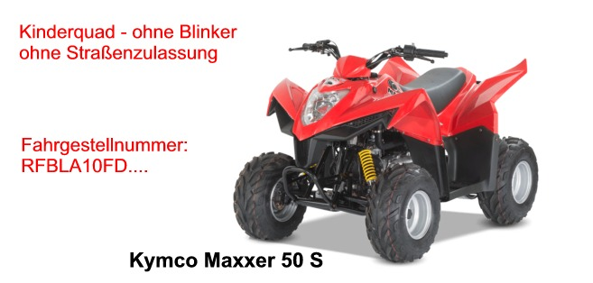 Maxxer 50 S