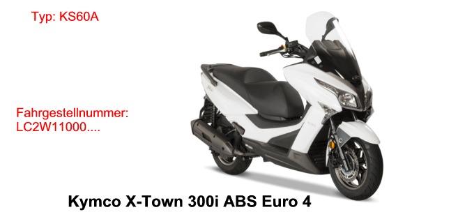 X-Town 300i ABS Euro4