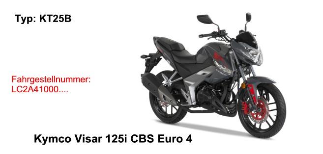 Visar 125i CBS Euro4