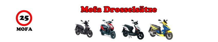 Mofa Drosselsätze