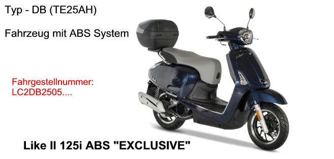Like II 125i ABS E4