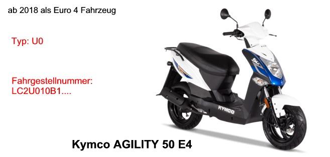 Agility 50 E4