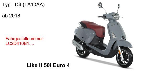 LIKE II 50i E4