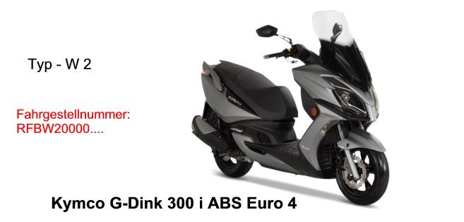 G-Dink 300i ABS E4 ab 2018