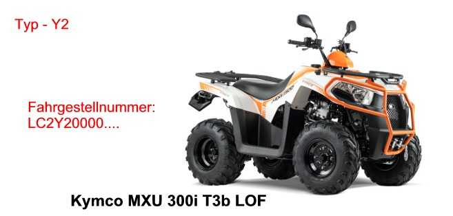 MXU 300i T LOF