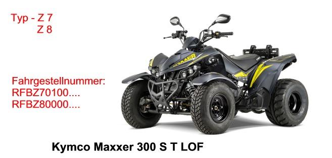 Maxxer 300 S T LOF