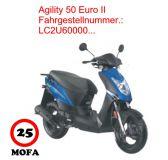 Mofa Kit - Agility 50 Euro 2 - 12 Zoll