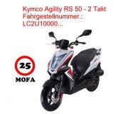 Mofa Kit - Agility Naked 50 - 2 Takt