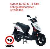 Mofa Kit - DJ 50 S - 4 Takt