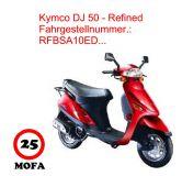 Mofa Kit - DJ 50 Refined - 2 Takt