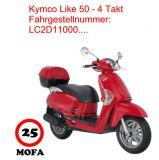 Mofa Kit - Like 50 - 4 Takt