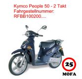 Mofa Kit - People 50 - 2 Takt - Euro 2