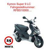 Mofa Kit - Super 9 LC - 2 Takt