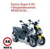 Mofa Kit - Super 9 AC - 2 Takt