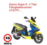 Mofa Kit - Super 8 - 4 Takt